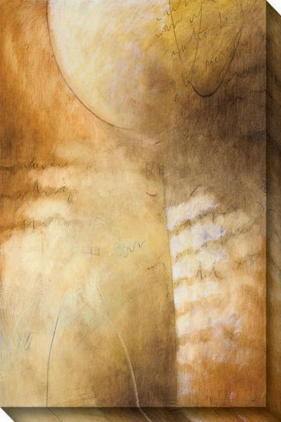 Unending Iv Canvas Wall Trade - Iv, Gold