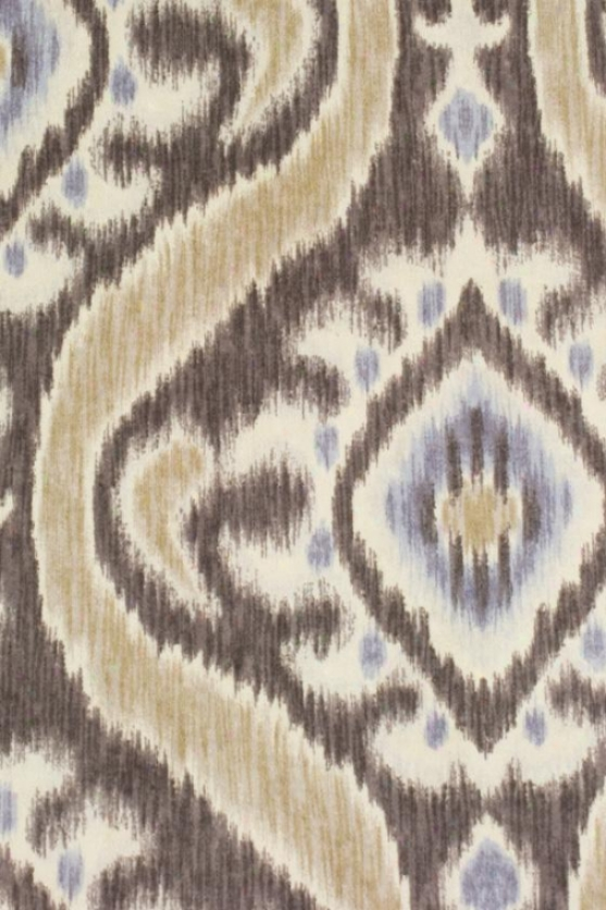 Uzbek Taupe Collection Fabric By The Yard - 1 Enclosure, Uzbek Taupe