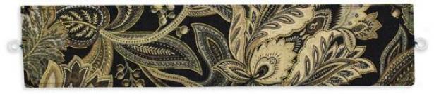 Valdosta Blackbird Collection Curtain Panels - Drapery Tieback, Valdosta Blackbirdx