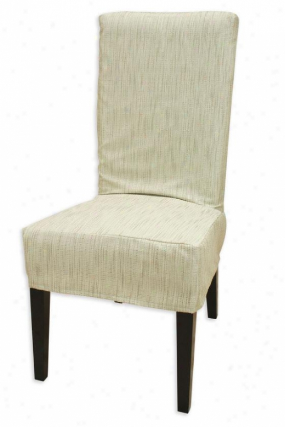 Valdosta Blackbird Collection Parsons Chair Slipcover - Parson Slip Cvr, Wabi Sabi Smqtz