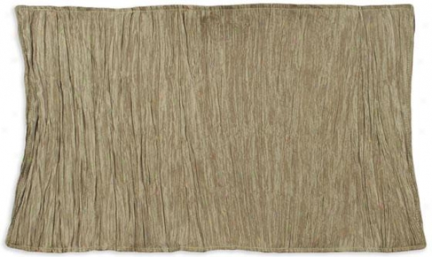 """valdosta Driftwood Collection Placemats - Lined Placemat, 12.5 X 19""""x, Hues Antique Goldx"""
