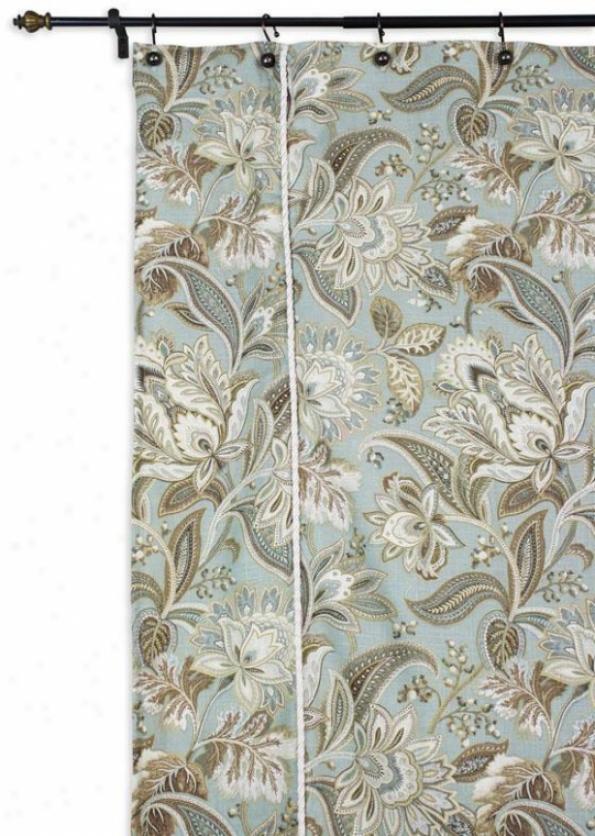Valdosta Mist Collectioj Shower Curtain - Shr Curtn 72x72, Valdosta Mizzle