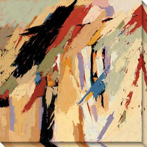 Wild Thang, I Think I Love You I Canvas Wall Art - I, Multi