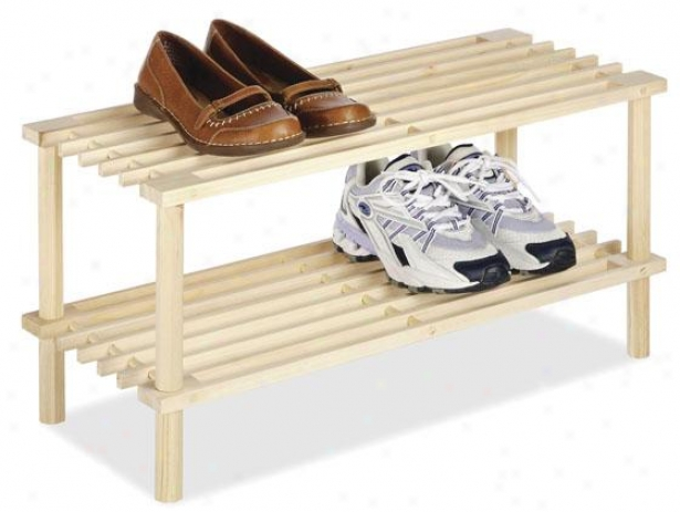 """""""Forest Household Shelves - 12""""""""hx25""""""""wx10""""""""d, Ivory"""""""
