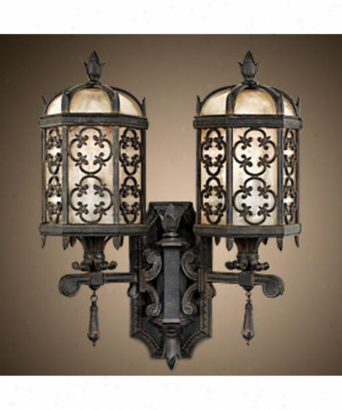 Fine Art Bathroom Lighting: Capital Lighting 1752MN-114 Towne And Country 2 Light Bath