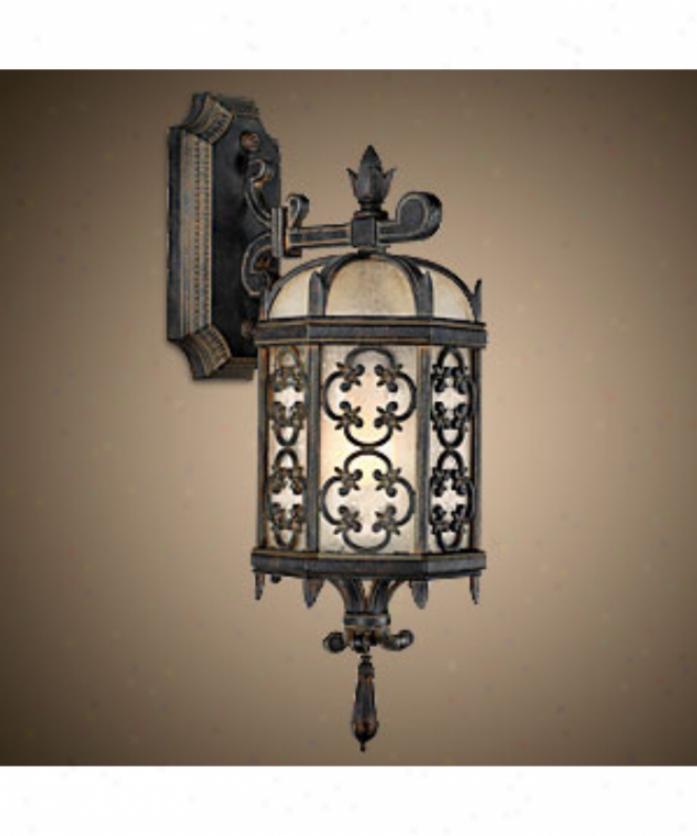 Fine Art Bathroom Lighting: Tracy Porter Collection 8-1066-4-121 Celadon Oak 4 Light