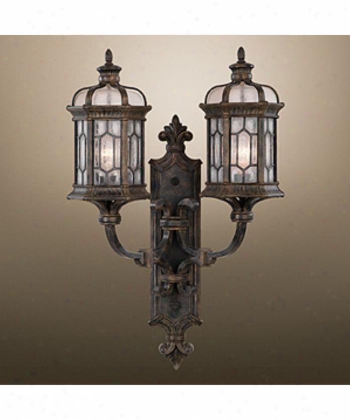 Fine Art Bathroom Lighting: Hinkley Lighting 5583BB Francoise 3 Light Bath Vanity