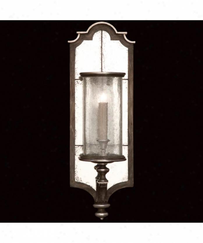 Fine Art Bathroom Lighting: Fine Art Lamps 808050 Villa Vista 1 Light Wall Sconce In