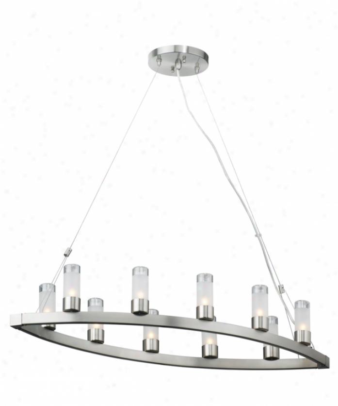 Hinkley Lighting 5502bn Nico 2 Light Bath Vanity Light In