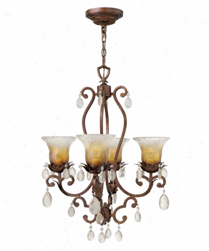 Fine Art Lamps 817240 Villandry 8 Light Single Tier