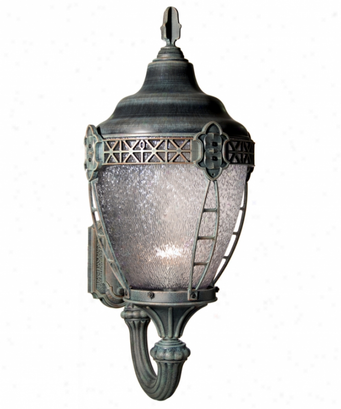 Fine Art Lamps 746450 Grand Canal 1 Light Wall Sconce In