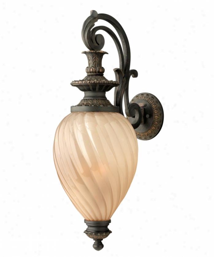 Hinkley Montreal Pedestal Light: Holtkotter 5585HBOBG5014 Ludwig Series 5 Light Bath Vanity