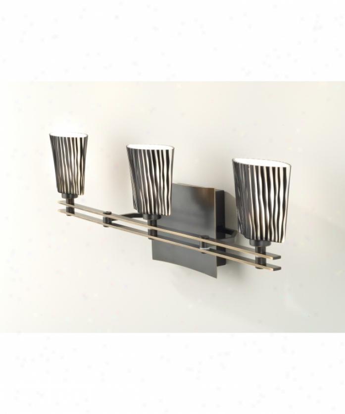 Fine Art Lamps 554140 Brazilian 6 Light Single Tier Chandelier In Rich Brown