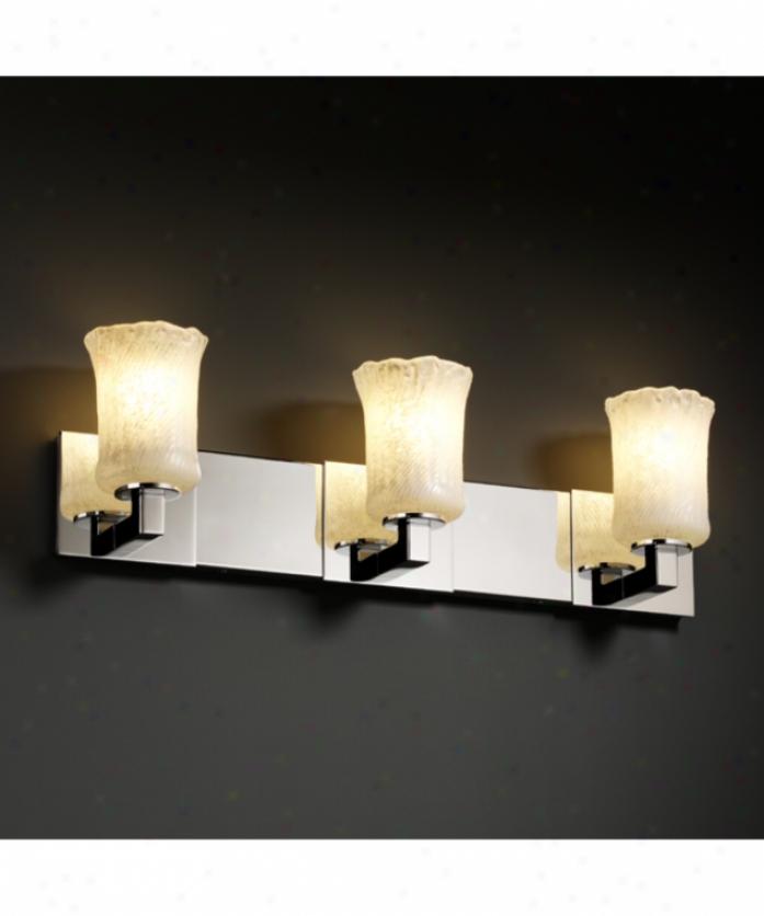 Fine Art Bathroom Lighting: Fine Art Lamps 808650 Villa Vista 2 Light Wall Sconce In