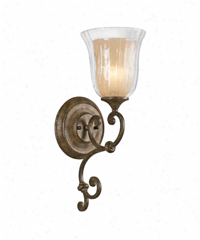 Holtkotter 5582hbobg5040 Ludwig Series 2 Light Wall Sconce
