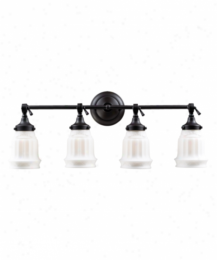 Blown Glass Vanity Light : Murray Feiss OL8311DRC Carbondale 1 Light Outdoor Hanging Lantern in Dark Chocolate with White ...