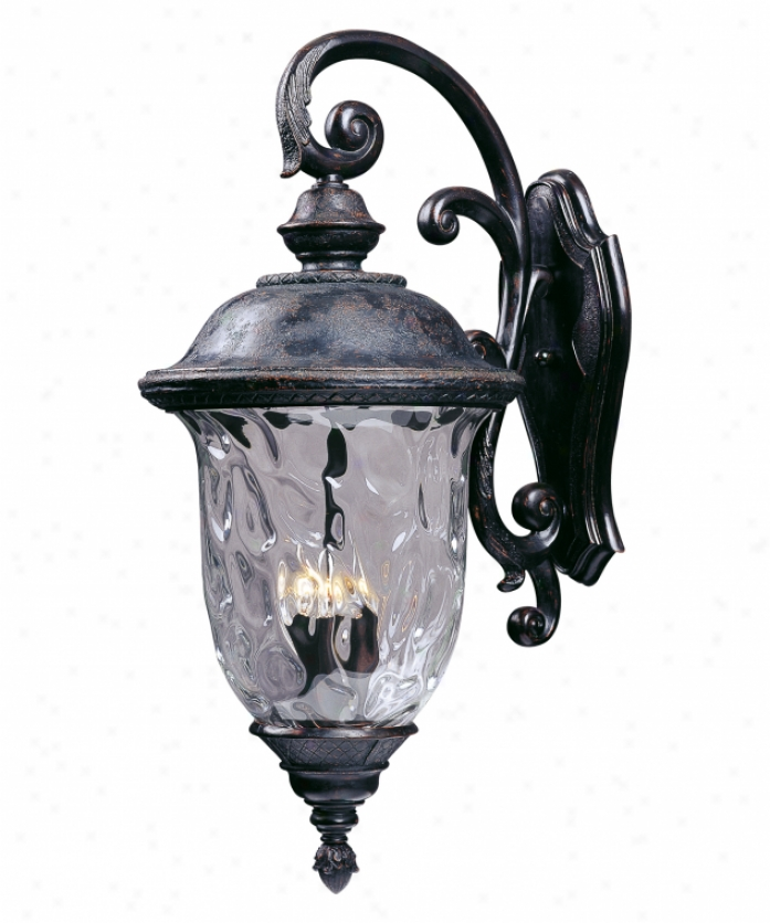 Murray feiss f2562 5ch belleaire 5 light single tier chandelier in chrome with clear glass for Carriage house exterior lights
