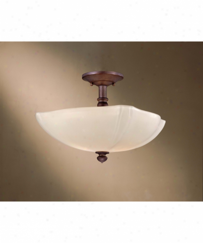 Minka Lavery 6097-178 Traditional Bath Art 2 Light Bath Vanity Light In Vintage Patina Brrass With Etched White Glass