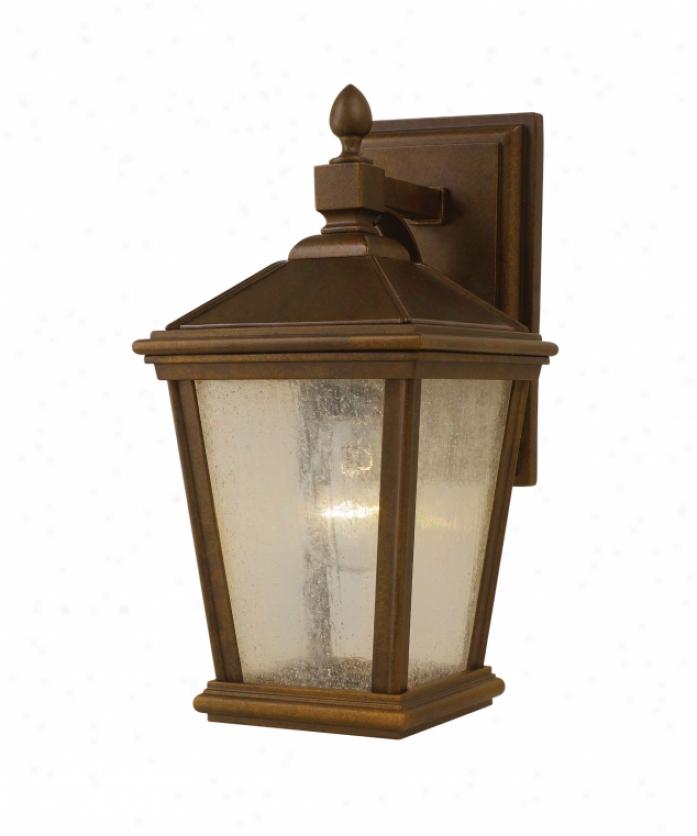 Murray Feiss Outdoor Lighting: Hanover Lantern B566302ABS Artisan Large 2 Light Outdoor