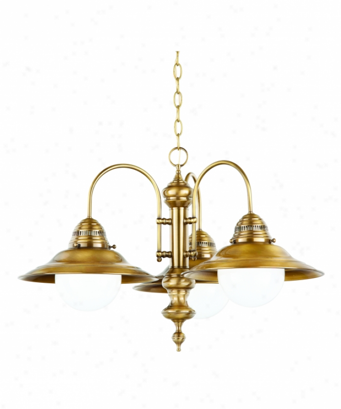 Nulco Lighting 1483-10 Kensington Station 3 Light Unmarried Tier Chandelier In Satin Nickel Wtih Chrome Accents