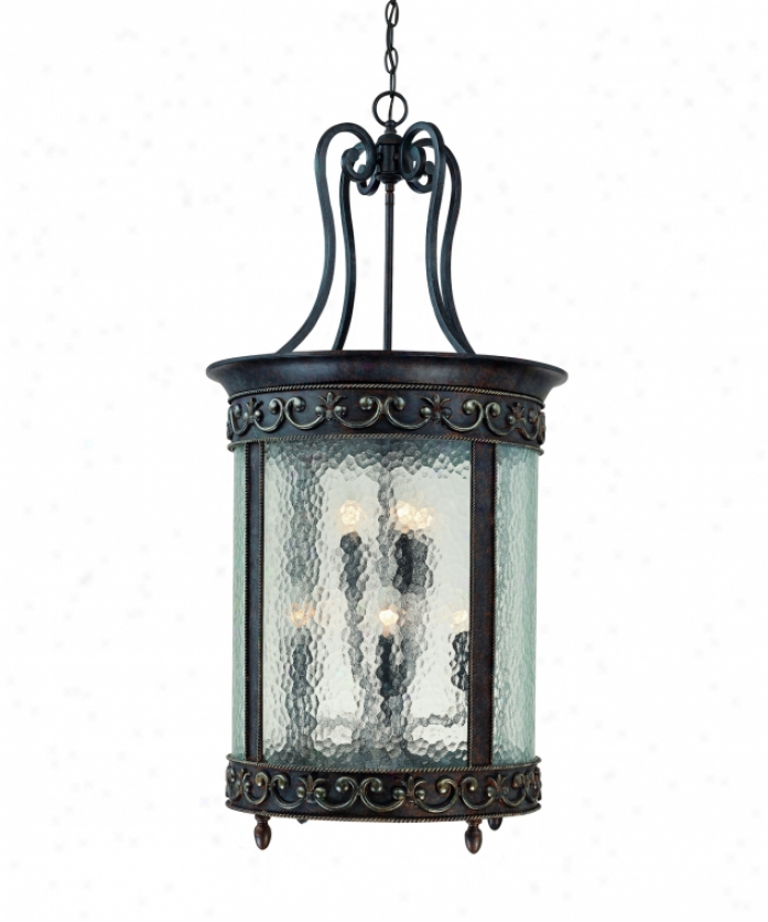 Large Foyer Lantern : Fine art lamps conservatory light outdoor wall