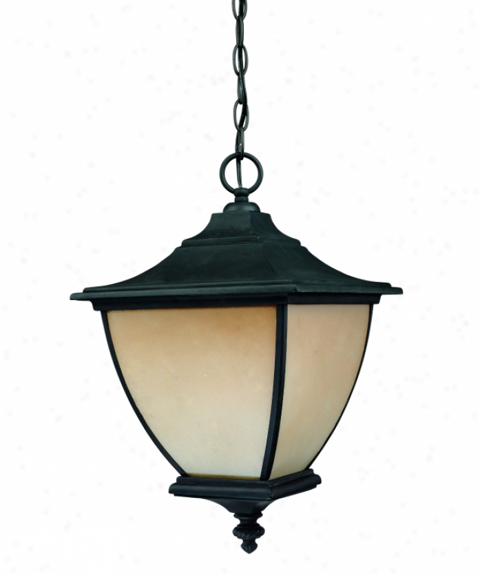 Fine Art Lamps 554140 Brazilian 6 Light Single Tier