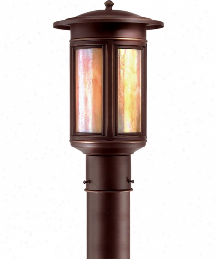 Landscape Lighting Highland Park: Hanover Lantern B28421BCY Indian Wells Medium 1 Light