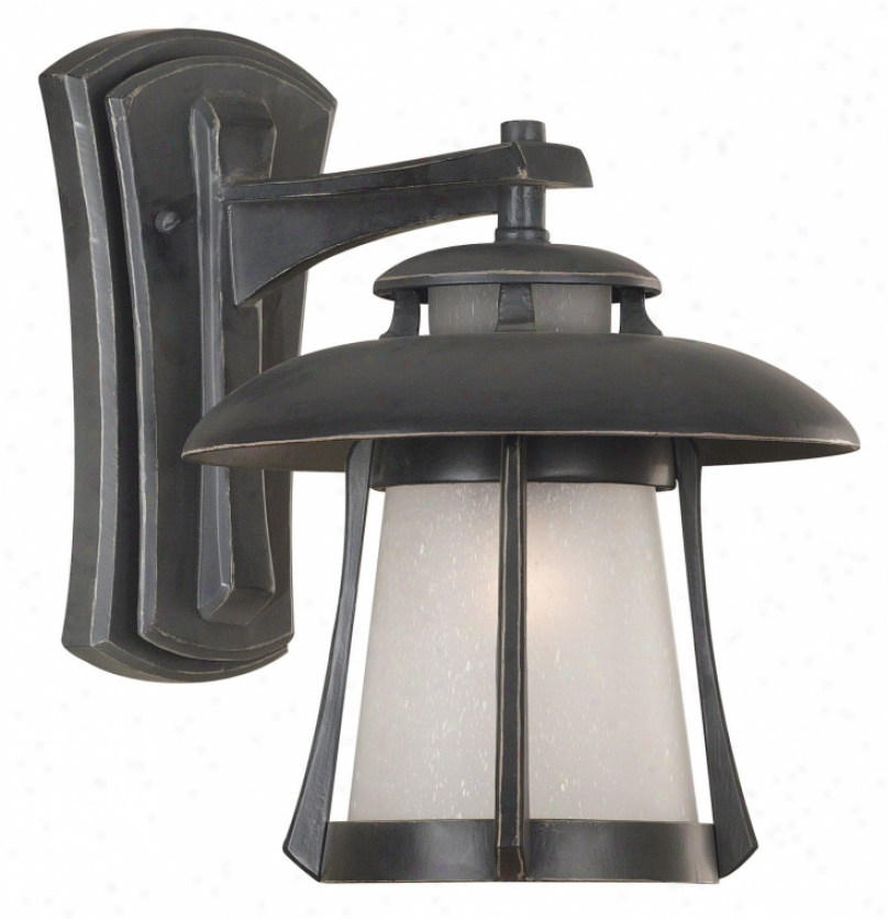 03190 - Kenroy Domestic - 03190 > Oytdoor Wall Sconce
