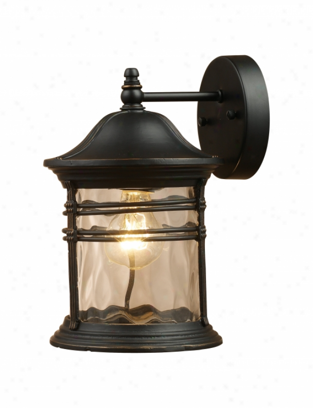 08162-mbg - Landmakr Lighting - 08162-mbg > Outdoor Wall Sconce