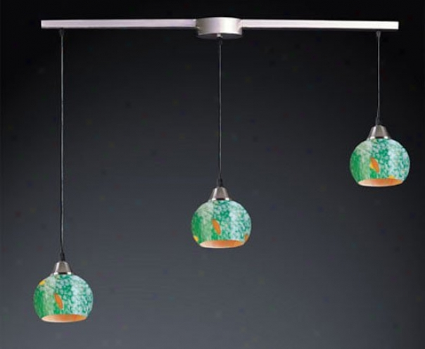 101-3l-bl - Elk Lighting - 101-3l-bl > Pendants