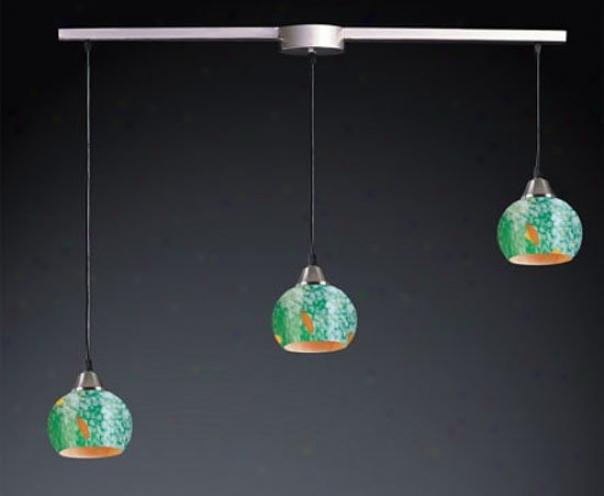 101-3l-fr - Elk Lighting - 101-3l-fr > Pendants