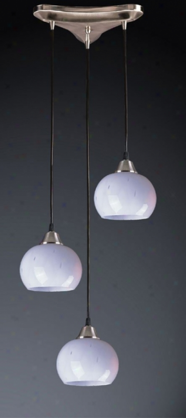 101-3wh - Elk Lighting - 101-3wh > Pendants