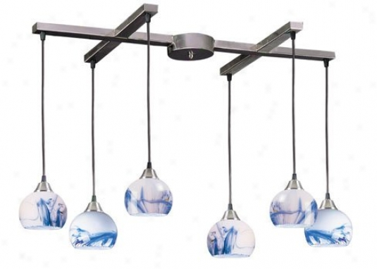 101-6mt - Elk Lighting - 1016-mt > Pendants
