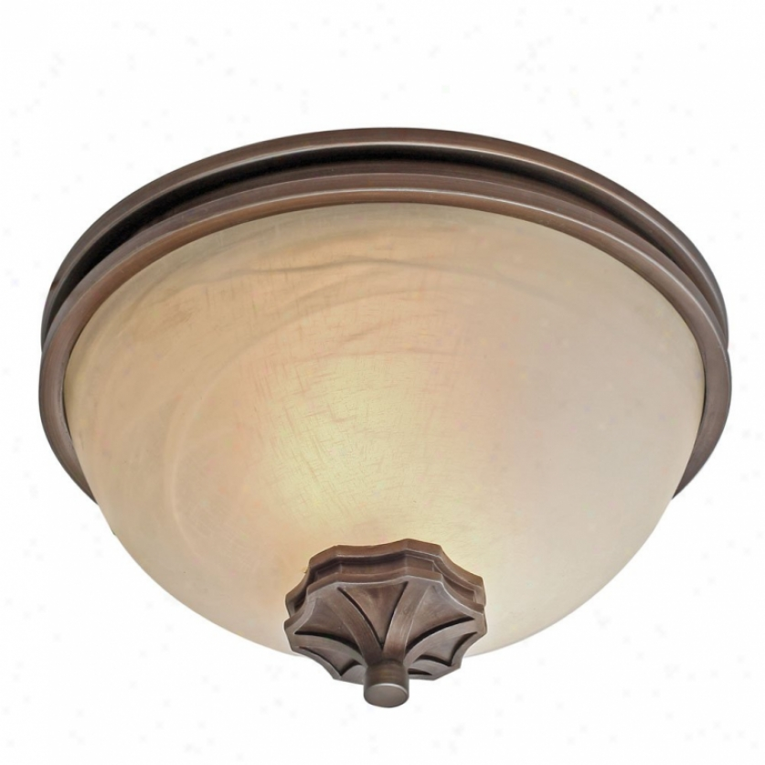 1054-fmst - Golden Lighting - 1054-fmst > Flush Mount