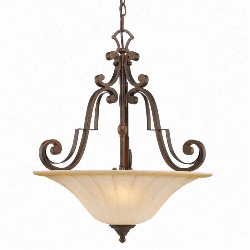 1089-3p-rsb - Golden Lighting - 1089-3p-rsb > Pendants