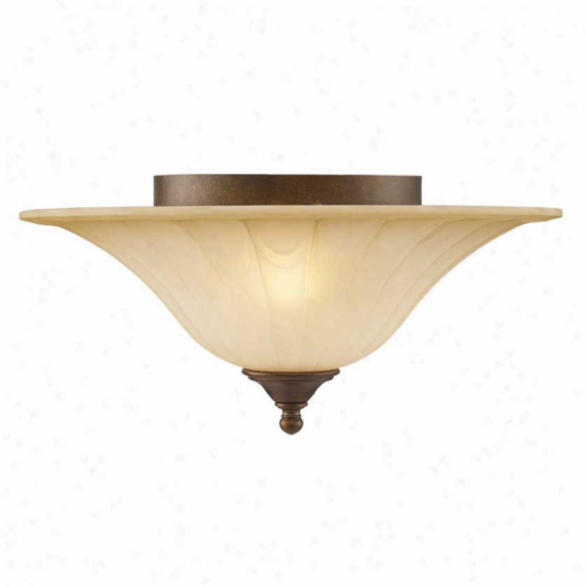 1089-fm-rsb - Golden Lighting - 1089-fm-rsb > Flush Mount