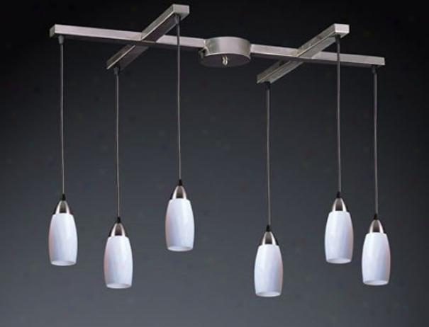 110-6sw - Elk Lighting - 11006sw > Chandeliers