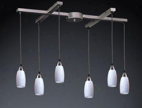 110-6wh - Elk Lighting - 110-6wh > Chandeliers