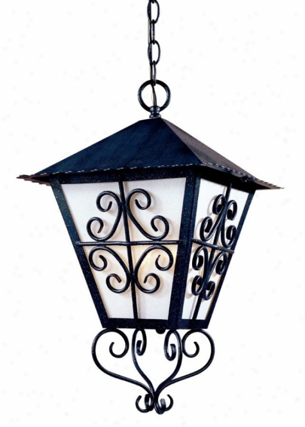 115845 - World Imports - 115485 > Outdoor Pendants