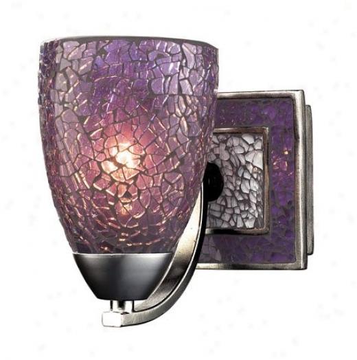 1300-1slv-plc - Elk Lighting - 1300-1slv-plc > Wall Lamps