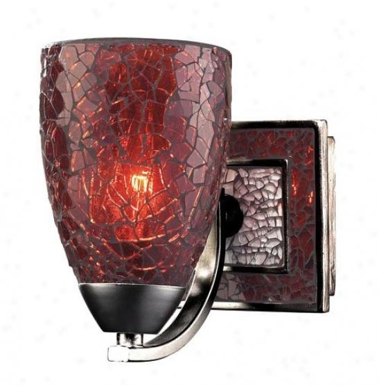 1300-1slv-rdc - Elk Lighting - 1300-1slv-rdc > Wall Lamps
