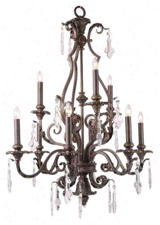 13772-02 - International Lighting - 13772-0Z > Chandeliesr