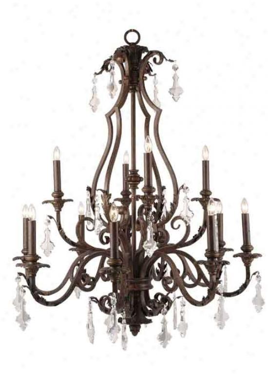 13773-02 - International Lighting - 13773-02 > Chandeliers