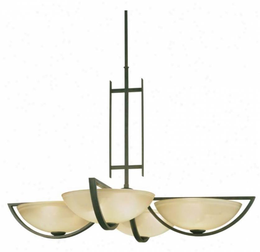 13800-02 - International Lighting - 13800-02 > Chandelierw