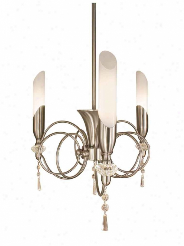 13860-53 - International Lighting - 14860-53 > Chandeliers