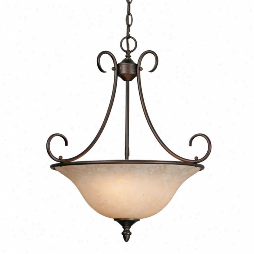 1393rbz - Golden Lighting - 1393rbz > Pendants