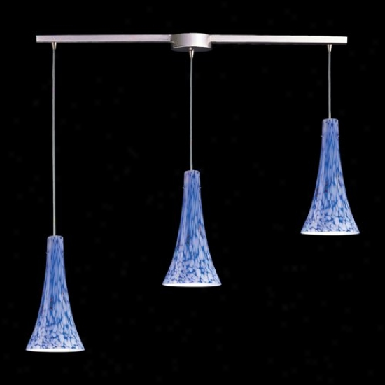140-3l-bl - Elk Lighting - 140-3l-bl > Chandeliers