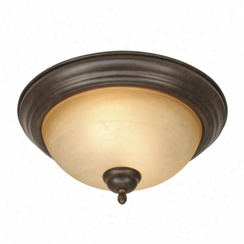 1567-13pc - Golden Lighting - 1567-13pc > Flush Mount