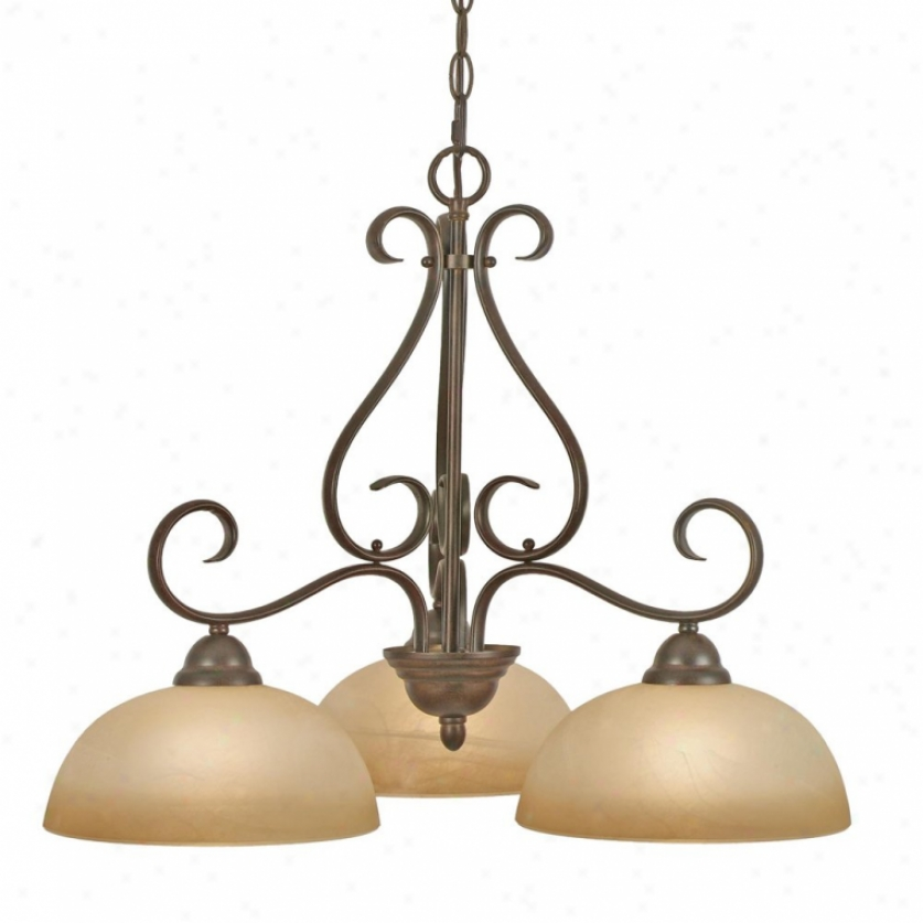 1567-nd3pc - Golden Lighting - 1567-nd3pc > Chandeliers