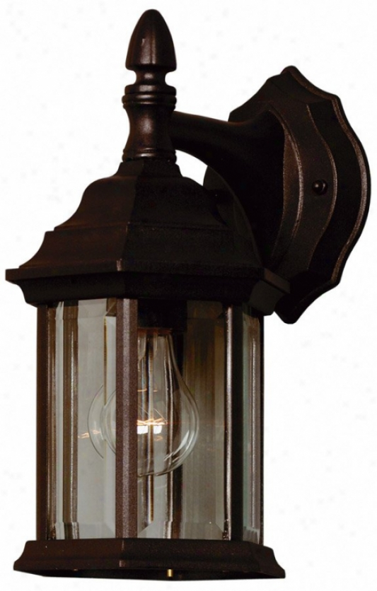 16266bl - Kenroy Home - 16266bl > Outdoor Wall Sconce